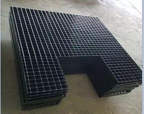 重庆浸漆钢格板