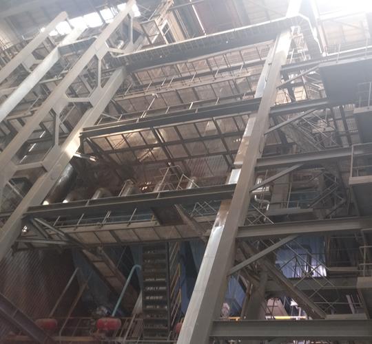 重庆格兰汀格栅钢铁行业客户案例