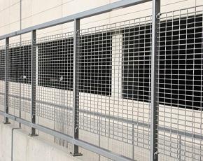 重庆格兰汀格栅围栏行业客户案例