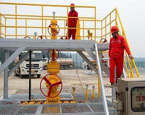 重庆格兰汀格栅油田行业客户案例